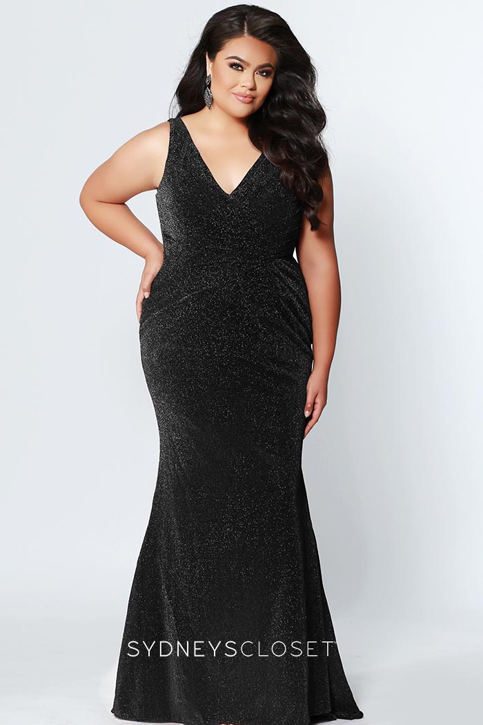 Sydneys Closet-Black-Dress