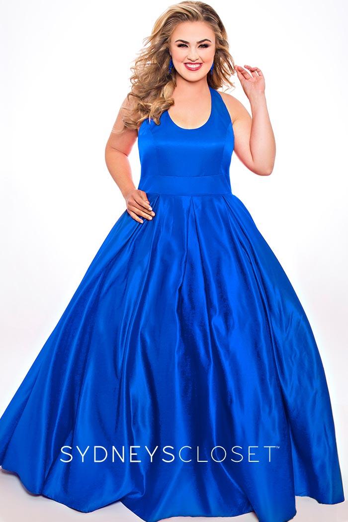 Sydneys Closet-Royal-Dress